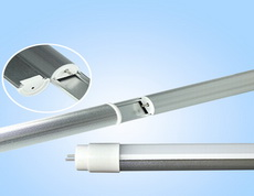 Detachable driver LED tube with patent